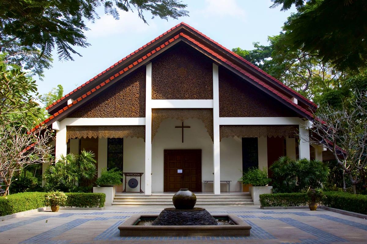 Holy Spirit Church (Seven Fountains) Chiang Mai