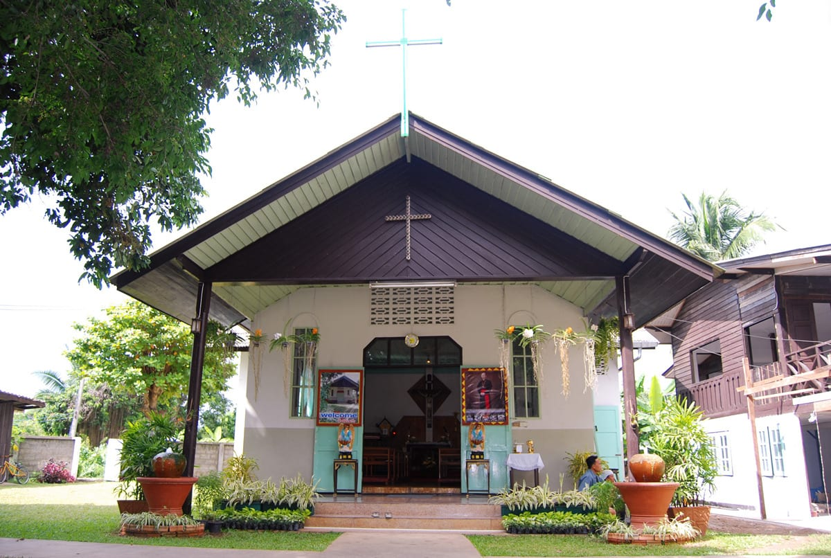 Church of Saint Joseph the Worker Mae Rim