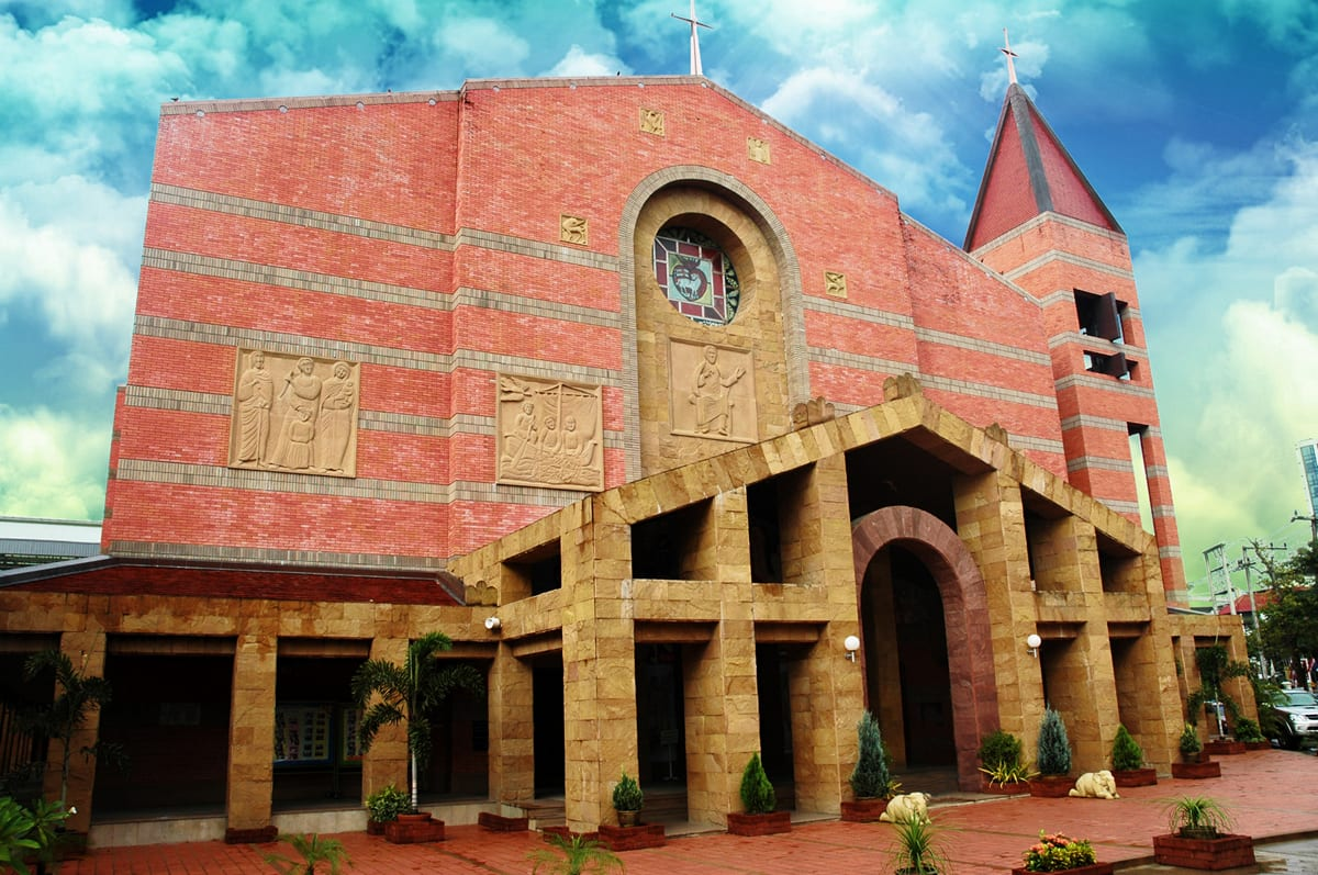 Sacred Heart Cathedral Chiang Mai