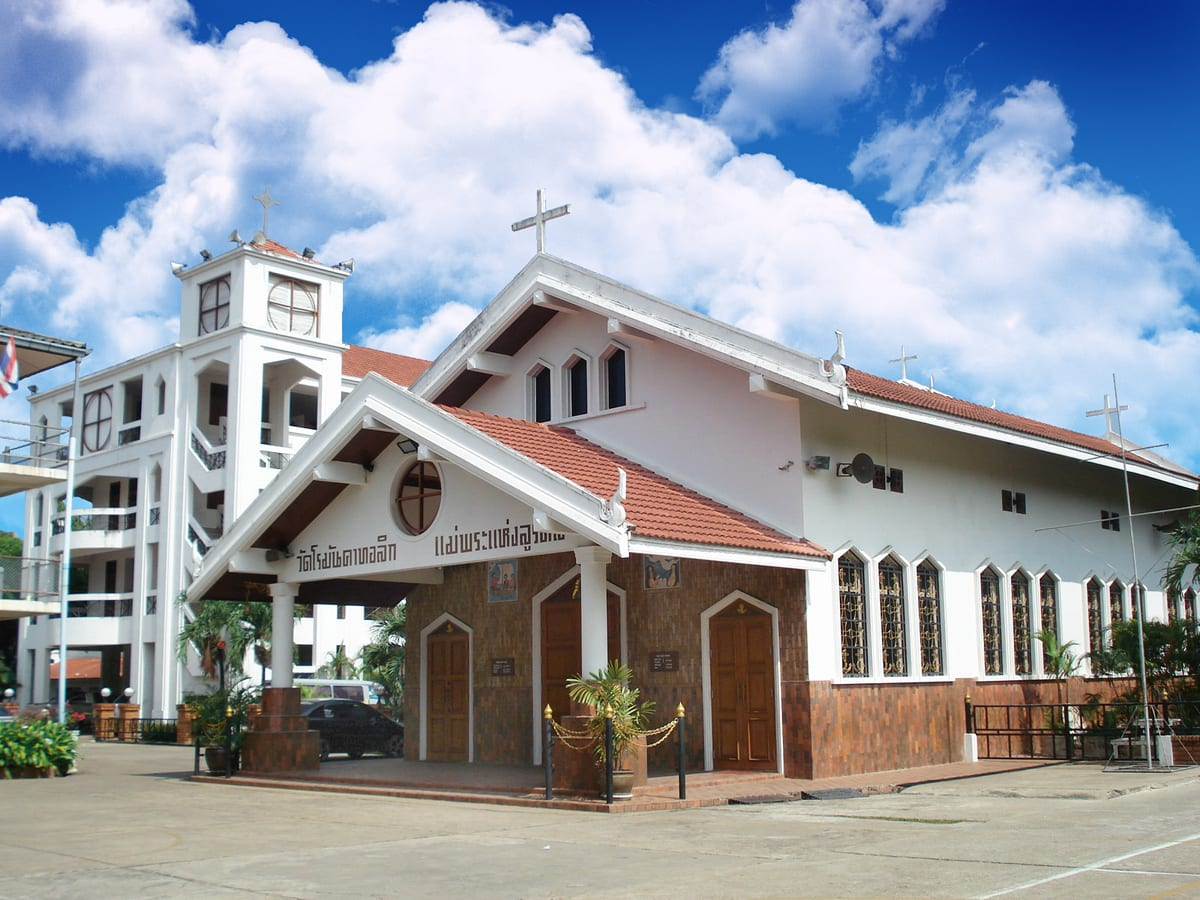 Our Lady of Lourdes Church Lampang