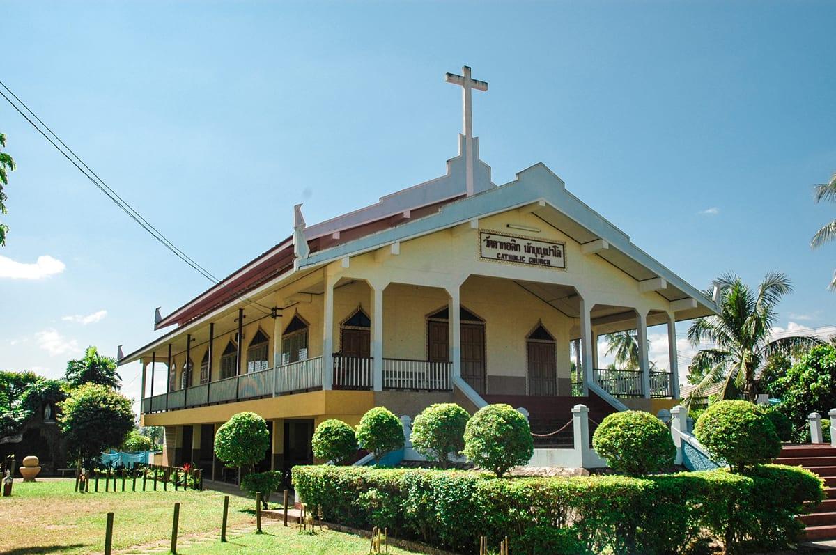 St. Paul Church Mae Sarieng