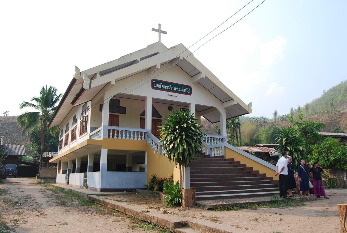 Blessed Virgin Mary Church  Nong Heng