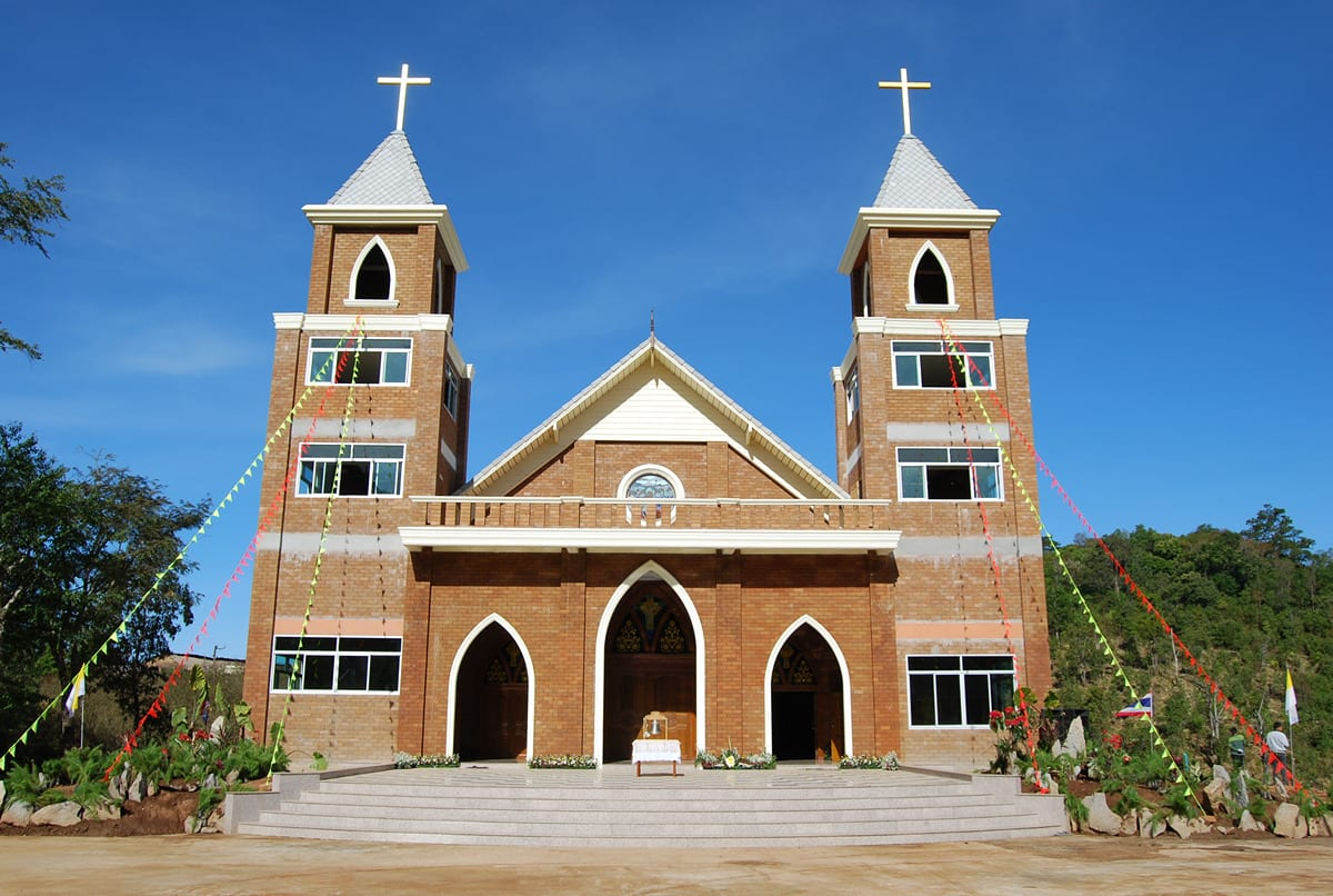 Our Lady of Perpetual Help Din Khao