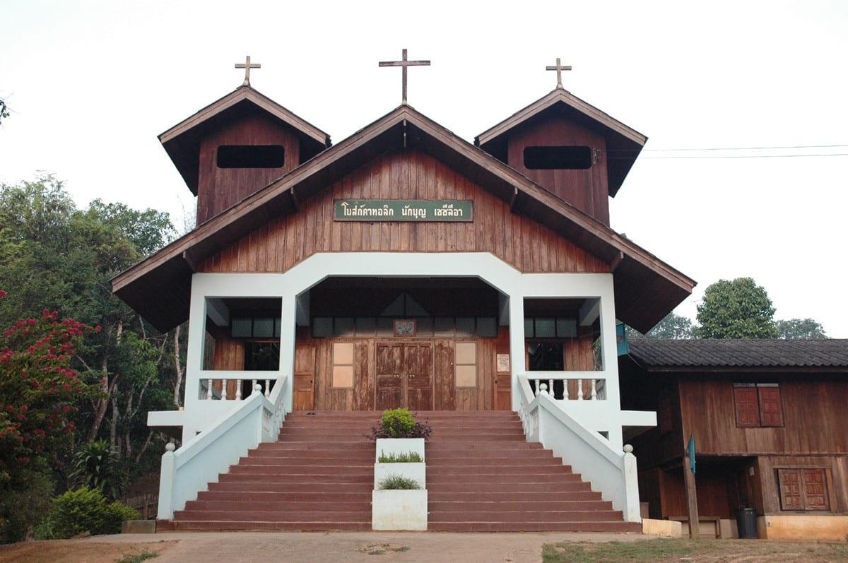 St. Cecilia Church Huai Ton Nun