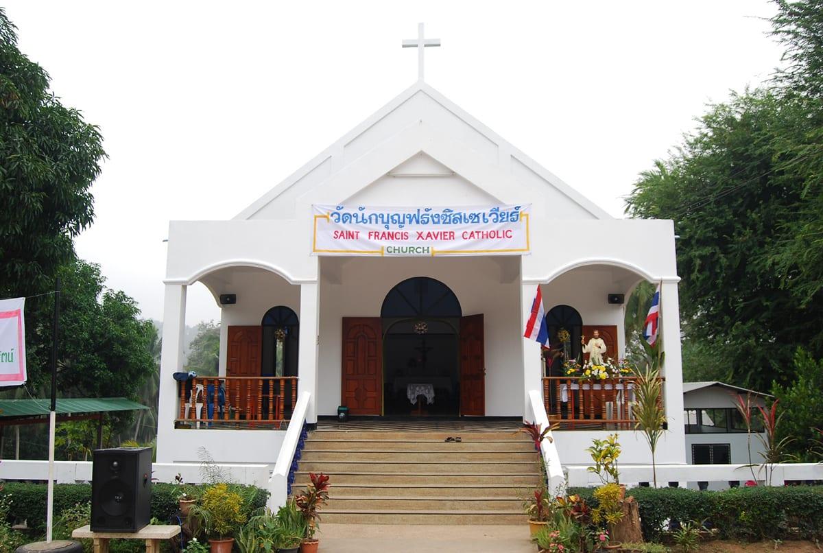 St. Francis Xavier Church  Mae Hong Son