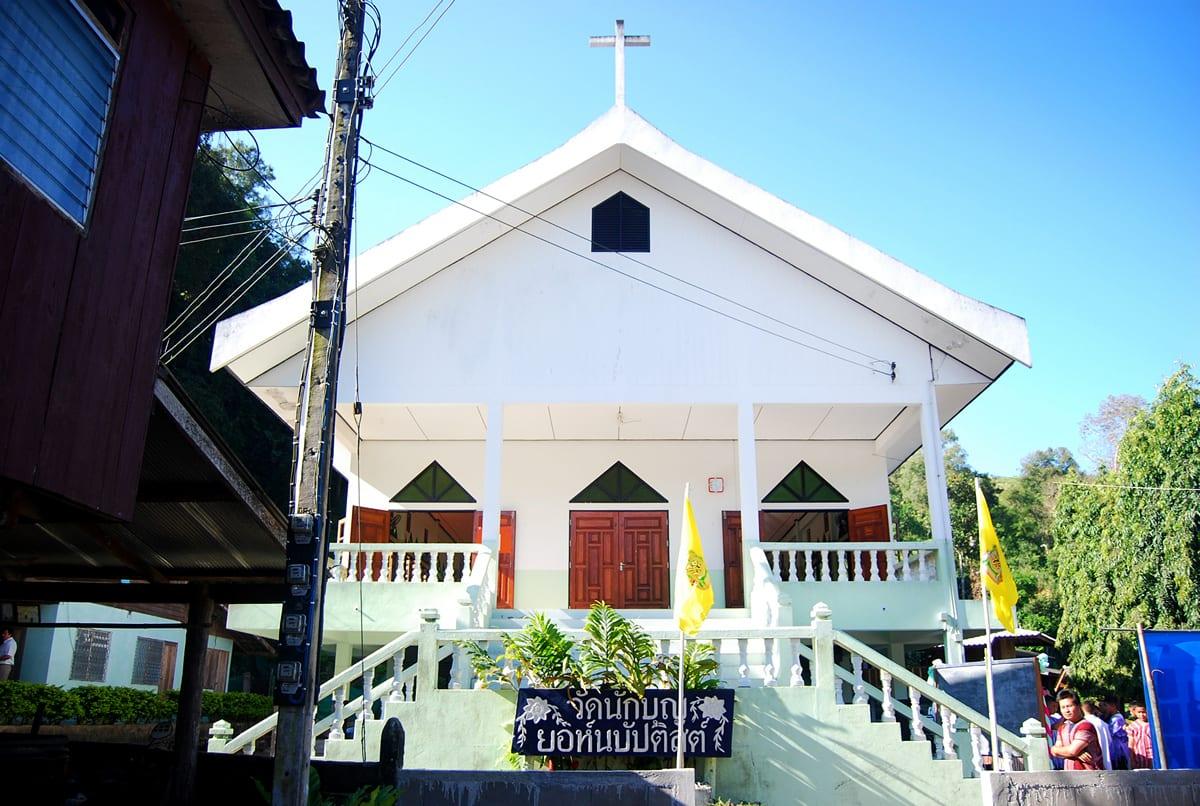 St. John the Baptist Church Mae Tho