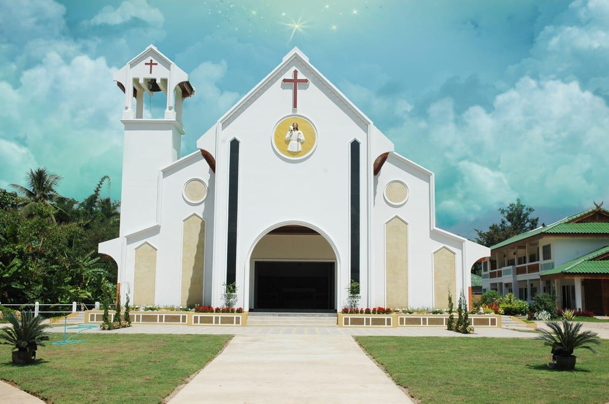 St. Michael Garicoits Church Chiang Dao