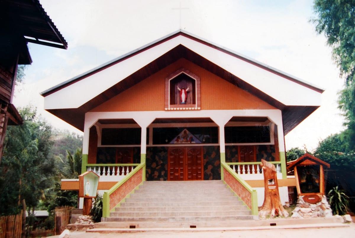 St. Patrick Church Pa Tueng