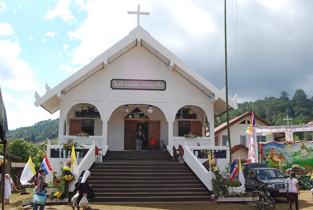 St. Paul Church Huai Tong