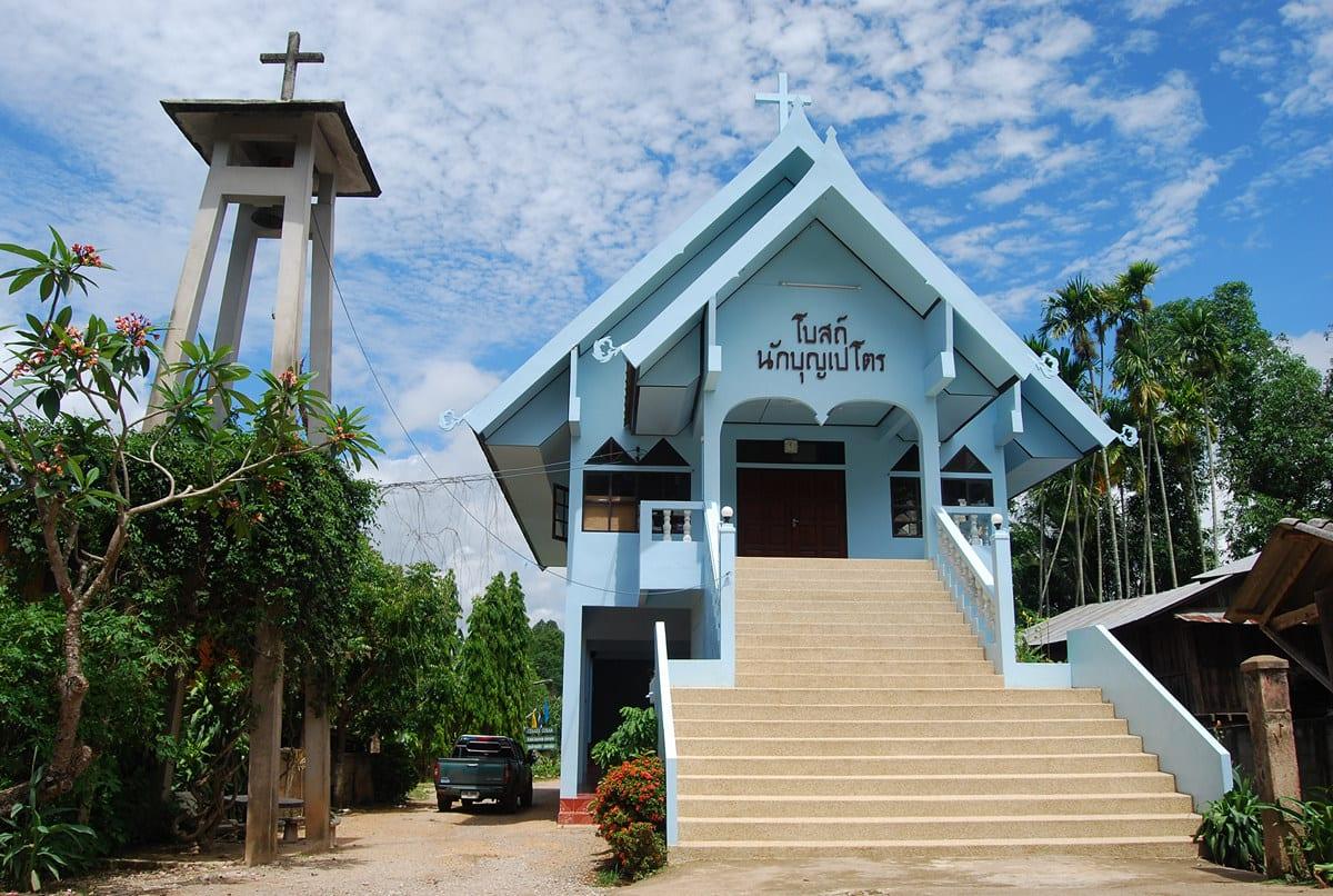 St.Peter Church Mae La Noi